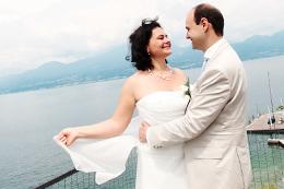 Sandra & Holger · Hochzeit · Garda, Torri del Benaco & Bardolino