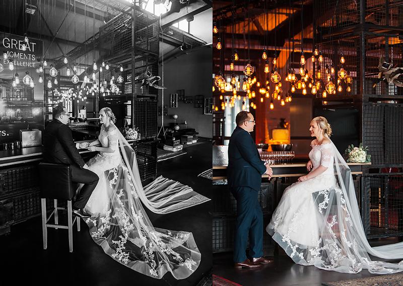 Hochzeitsfotos Goldbergwerk Fellbach